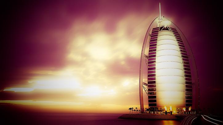 Radha Stirling Dubai