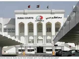 Dubai releases Brit under international media pressure, but secretly place him on Interpol watch lis
