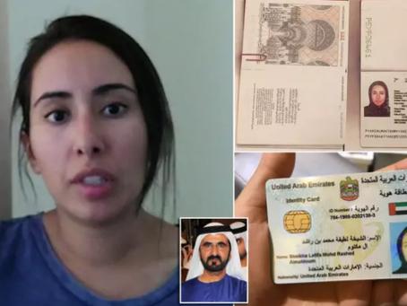 """كشف الغموض عن قصة """"أميرة دبي الهاربة"""" مع ومواطنة أمريكية أخرى –"""