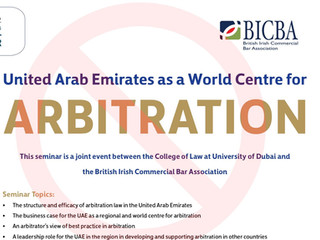 """""""British Bar should cancel their seminar with Dubai arbitration"""". Lawyers outraged after law journal"""