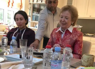 Detained in Dubai & Guernica 37 response - Mary Robinson meeting with Sheikha Latifa fails to an