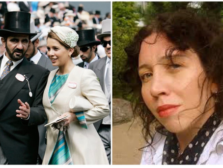 Radha Stirling comments on the broader implications of the Princess Haya story: