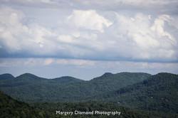 Ridge Line of Panthertown Valley