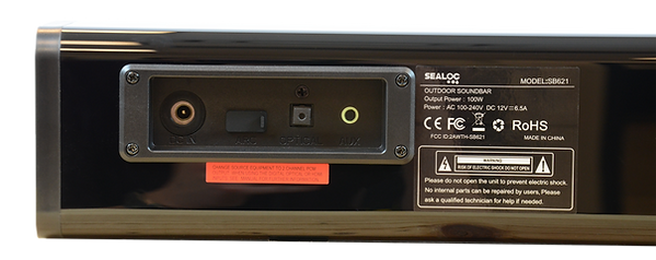 Resized - Sealoc Sound Bar SB621(Back Cl