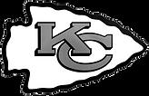 KC Chiefs Logo(BW).png