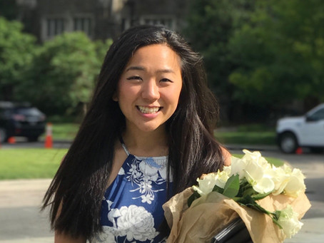 SPOTLIGHT ON LEIGHANNE OH, P'15, MS'17
