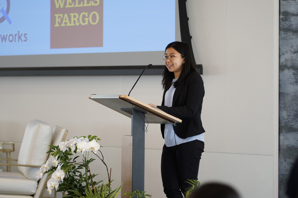 Mary Wang - Event Chair