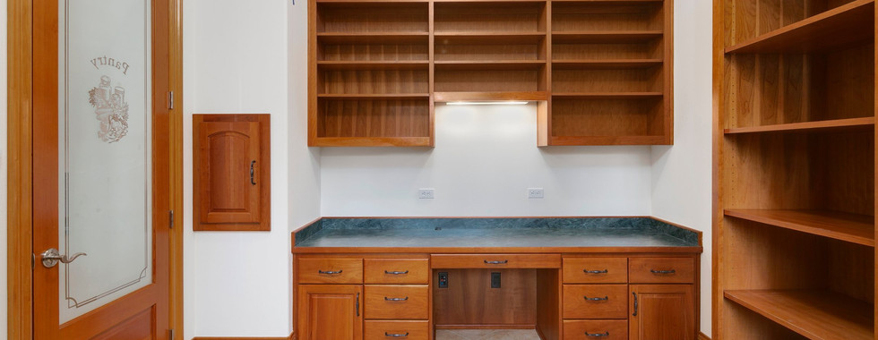 Pantry Desk