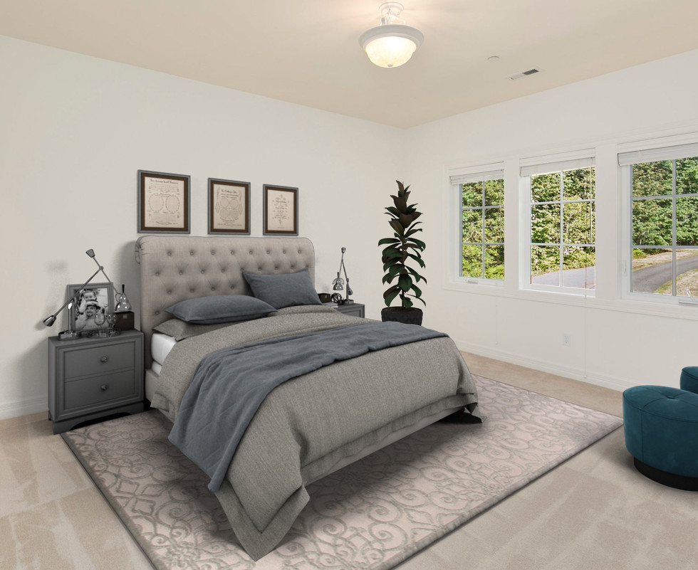 Upstairs  Front  Bedroom