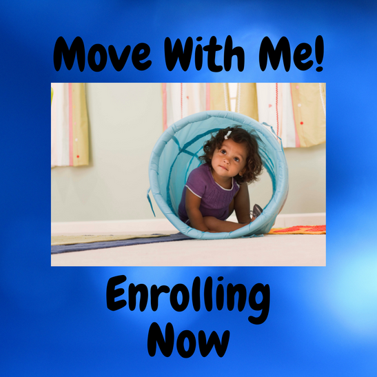 We are always enrolling for our Move With Me sessions!