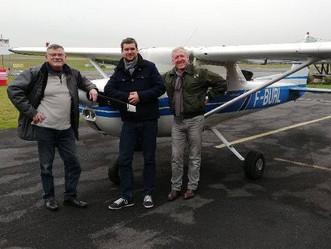 Un nouvel avion dans notre flotte