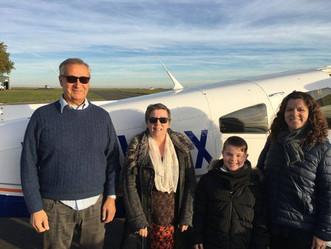 Une belle journée aéronautique, ce samedi, sur LFYG