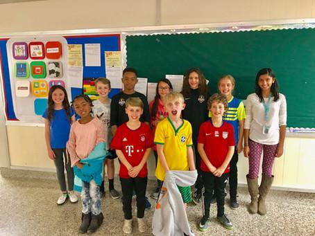 April 2018 Featured School