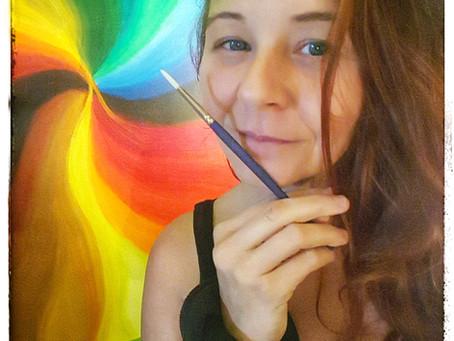 °• Jeder Mensch hat seine eigene Farbe•°