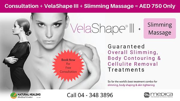 VelaShape III Slimming Promotion - 043483896 Dubai