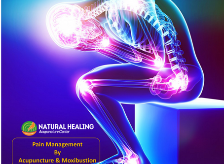 Effective Pain Management By Acupuncture & Moxibustion