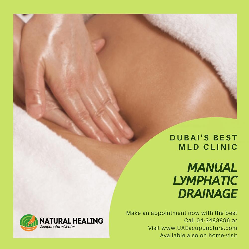 Dubai Manual Lymphatic Drainage Treatment 04-3483896