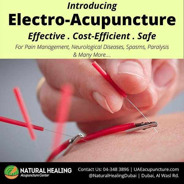 Dubai Electro-Acupuncture - 043483896