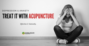 Depression & Anxiety Can Be Treated By Acupuncture