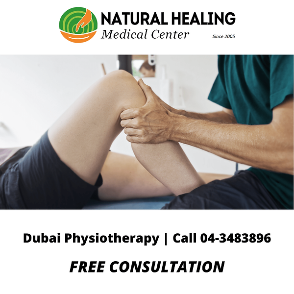 Free Physiotherapy Consultation - 043483896 Dubai