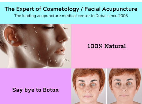 Bye to Botox, Hello Facial Acupuncture.