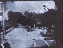 A view of Random Road
