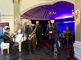 Blakey's Boys at Southport Jazz Fest