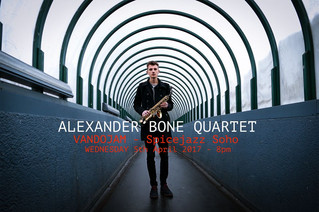 Vando Jam Featuring Alexander Bone
