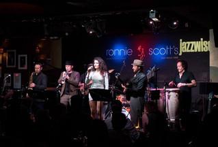J-Sonics hit Ronnie Scotts