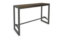 Table de bar industrielle Vignoble