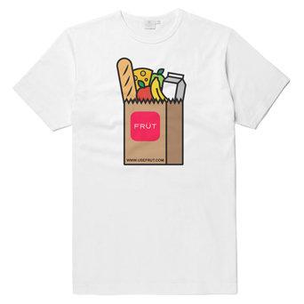 Frut™ Brown Bag T-Shirt
