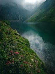 Lac d'Ilhéou