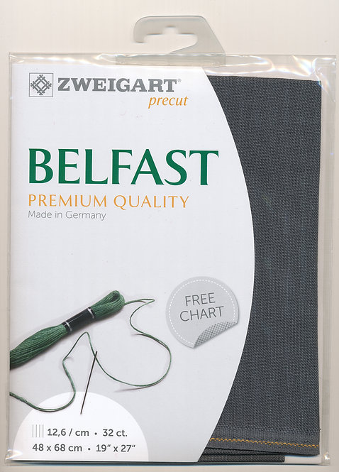 Zweigart 3609/7026 Precut Belfast