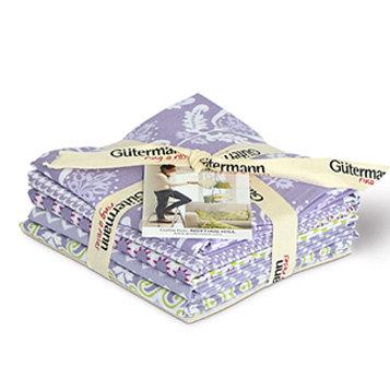Gutermann G646032-2 'Notting Hill' Fat Quarter Bundles