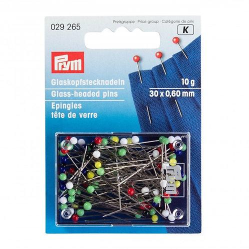 Prym Glass-headed pins 029217