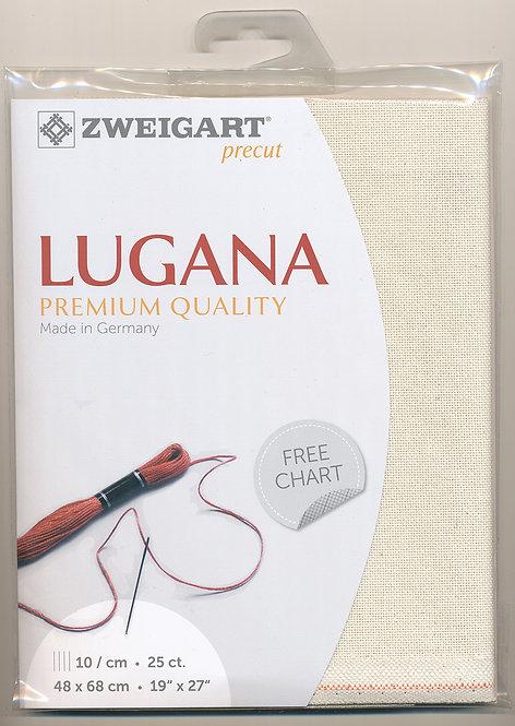 Zweigart 3835/899 Precut Lugana