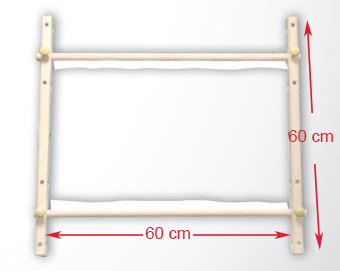 [Pre-order] Nurge Tapestry Embroidery Frame
