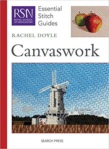 RSN Essential Stitch Guides Canvaswork
