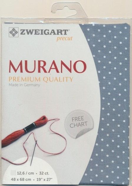 Zweigart 3984/5269 Precut Murano Lugana Petit Point