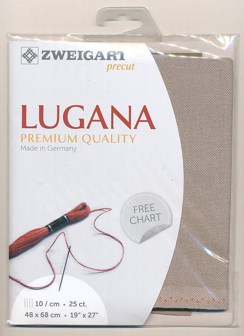 Zweigart 3835/3021 Precut Lugana