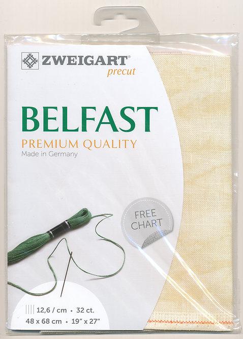 Zweigart 3609/2349 Precut Vintage Belfast