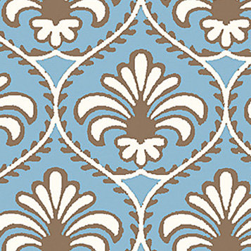 "Gutermann G648183-71 1 Metre Pieces ""French Cottage"" Collection"