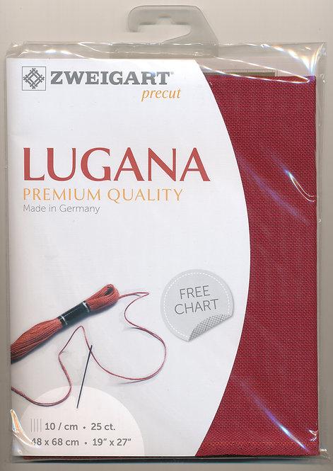 Zweigart 3835/906 Precut Lugana