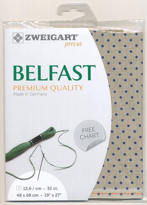 Zweigart 3609/53009 Precut Belfast Petit Point