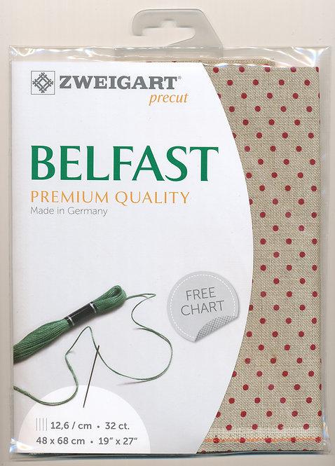 Zweigart 3609/5391 Precut Belfast Petit Point