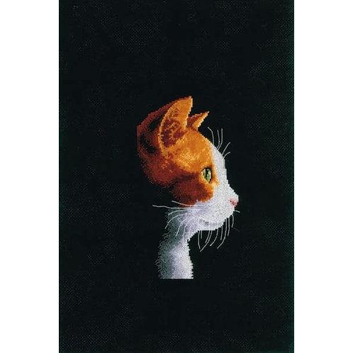 "Vervaco PN-0154999 Cross Stitch Kit ""Kitten"""