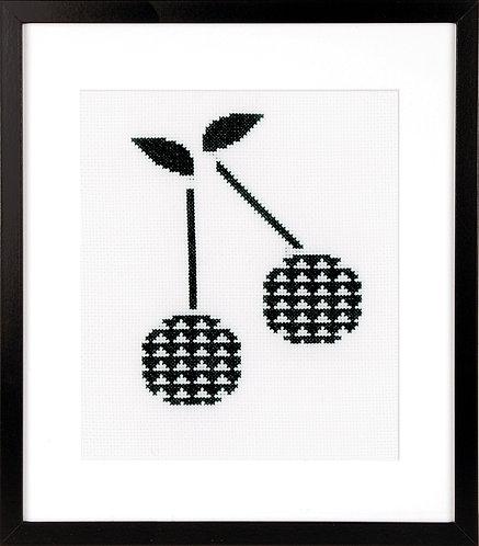 "Vervaco PN-0156113 Cross Stitch Kit ""Cherries"""