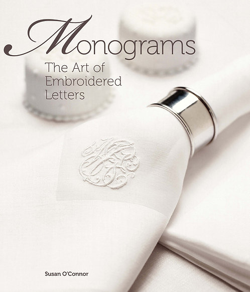 Monograms - The Art of Embroidered Letters