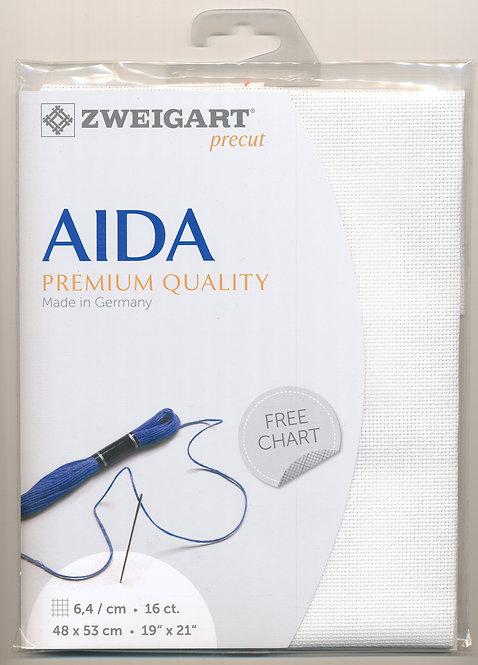 Zweigart 3251/100 Precut Aida