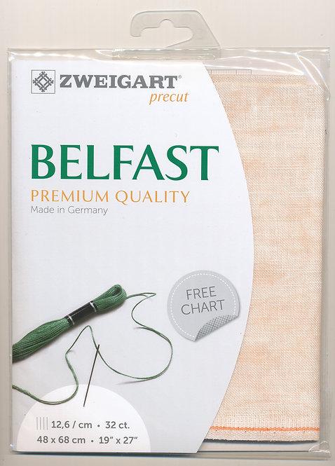 Zweigart 3609/4119 Precut Vintage Belfast